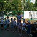 Празднование Дня Самарской символики в ДОУ